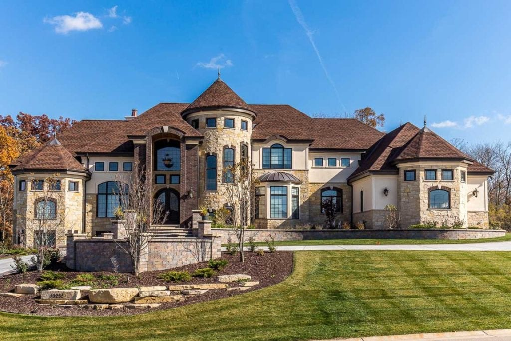 Kingfogl Custom Luxury Home